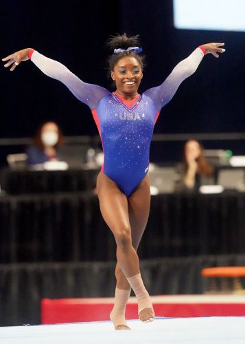 Olympian Simone Biles' Biological Parents Didn't Raise Her - Learn About Her Relationship With Them
