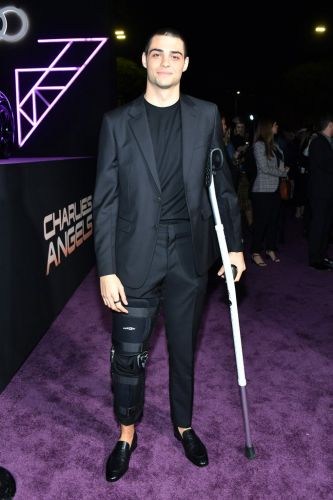 Noah Centineo Needs Your Help To Shower