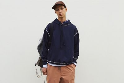 Japanese Brand soe Continues the Academic Influence for 2018 Spring/Summer
