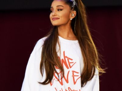 Ariana Grande Thanks Fans For Helping Her Heal