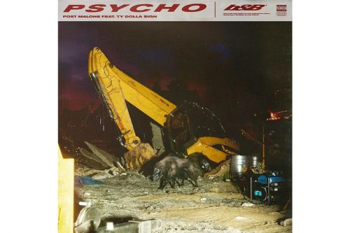 """Post Malone Teases Upcoming Ty Dolla $ign Collaboration, """"Psycho"""""""