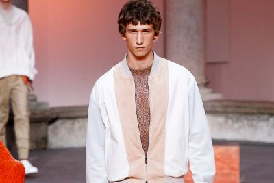 Ermenegildo Zegna 2018 Spring/Summer Collection