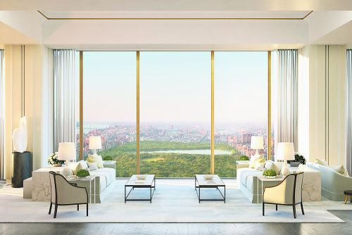 Why sexy design-focused condos fetch up to $59M in Manhattan