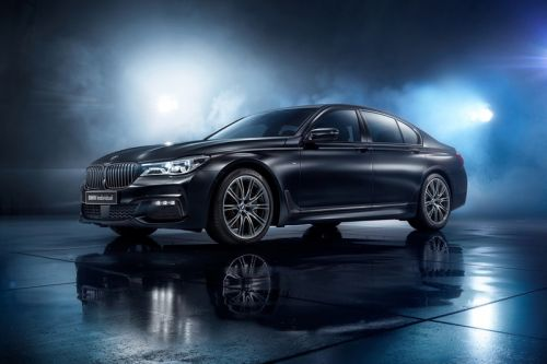 BMW Introduces the 7 Series Black Ice Edition