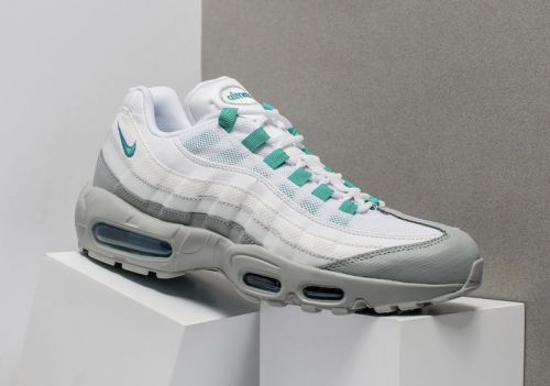 "The Nike Air Max 95 in ""Clear Emerald"""