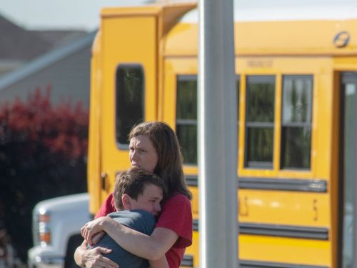 An Unarmed Teacher Helped Stop The Indiana Middle School Shooting