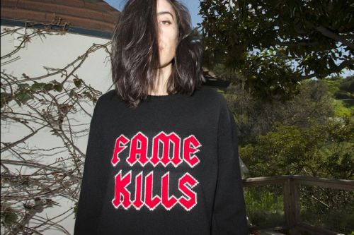 "Adaptation & Artist Warren Lotas Link up to Create ""FAME KILLS"" Collection"