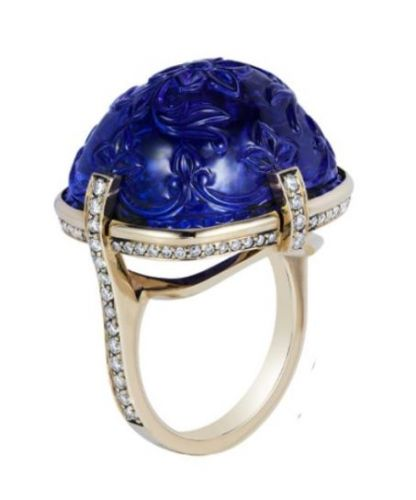 Breathtaking Carved Creations in Fine Jewelry