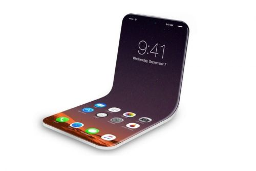 Apple Could Launch Foldable iPhone in 2020