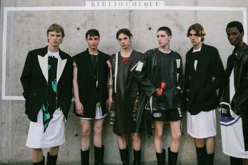 Stoned America: at Raf Simons SS20 show, the kids were not okay