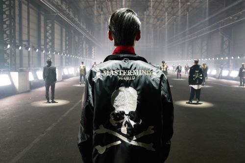 """MASTERMIND WORLD's FW18 """"SCENE.1 MISSIONS"""" Collection Hits the Runway"""