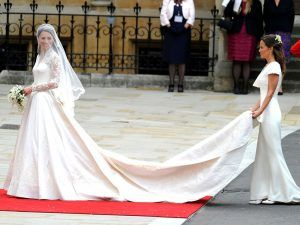 Kate Middleton Actually Had A Second Wedding Dress And It's Beautiful