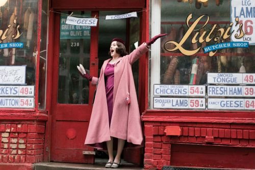 'Marvelous Mrs. Maisel,' 'Game of Thrones' nab DGA television nominations