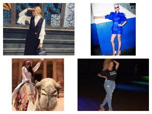 9 Celebrities With Style To Make You Smile