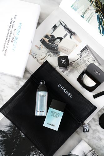 Chanel Hydra Beauty Le Voyage Set + My Top 10 Chanel Favorites