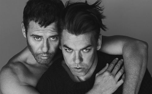 Photographers Mert and Marcus honored at The Fashion Awards