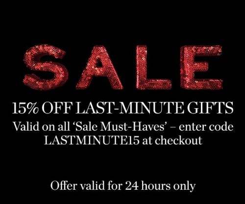 Flash Sale at Net-à-Porter for 24 Hours Only