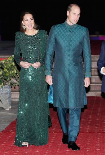 Every Single Thing Kate Middleton Has Worn in Pakistan, Including $10 Earrings
