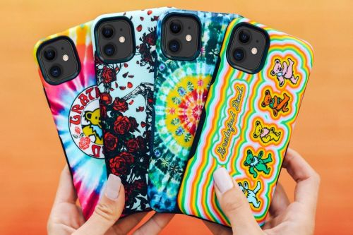 Grateful Dead Links Up With Casely For Phone Case Collaboration