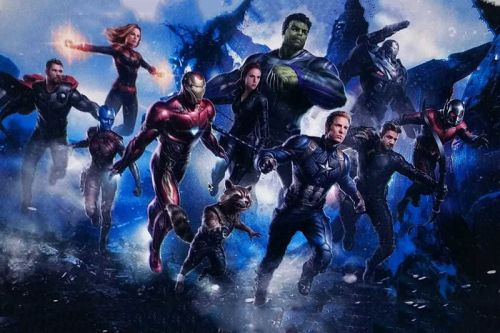 Leaked 'Avengers 4' Art Concept Reveals the Upcoming Looks of Heroes