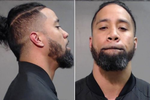 WWE tag team champion arrested for DWI