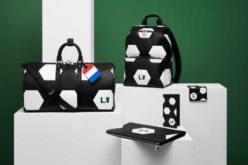 Louis Vuitton Celebrate The 2018 FIFA World Cup Russia With Special Collection
