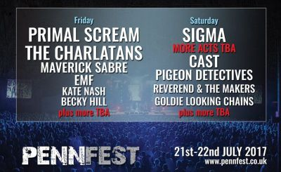 WIN TICKETS TO PENNFEST