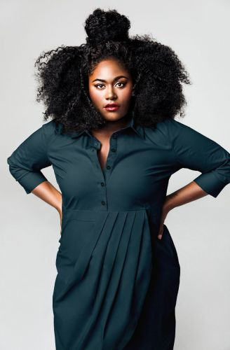 Does Plus-Size Fashion Have a Future? This Designer Says No