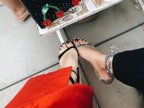 It's Over: 6 Sandal Trends We're Splitting Up With
