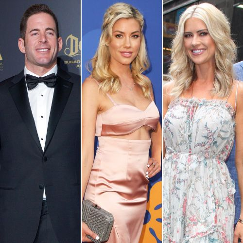 Heather Rae Young Claps Back After Being Accused of 'Trying to Look Like' Tarek El Moussa's Ex