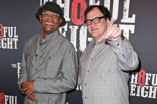 Samuel L. Jackson is mysteriously absent in Tarantino's latest