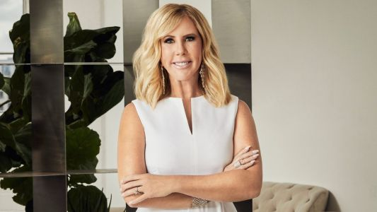 Vicki Gunvalson Announces She's Leaving 'RHOC' After 14 Years: 'It's Time to Say Goodbye'