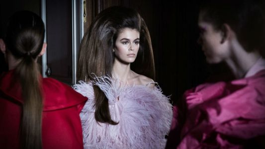 Watch the Valentino Runway Show Live