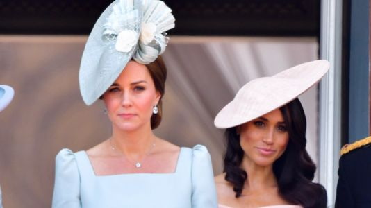 "Kate Middleton ""Feels Powerless"" as Meghan Markle Eats up the Royal Spotlight"