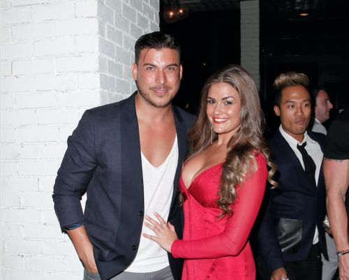Brittany Cartwright and Jax Taylor Legit Don't Care About the Backlash Over Their Engagement