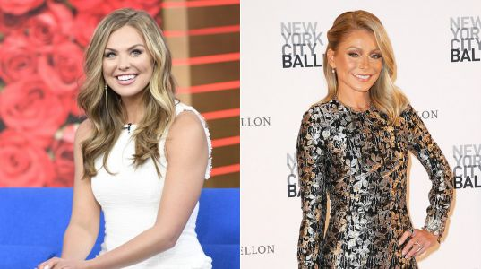 Kelly Ripa and Hannah Brown Come Face-to-Face After Host Bashed the 'Bachelor' Franchise