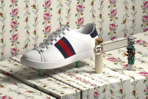 Gucci Celebrates its Ace Sneaker With Second Chapter of 24HourAce