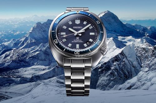 Seiko Celebrates Japanese Adventurer With a Pair of Prospex Divers