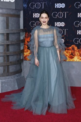 All Your Favorite 'Game of Thrones' Stars Killed It on the Show's Final Season Premiere Red Carpet
