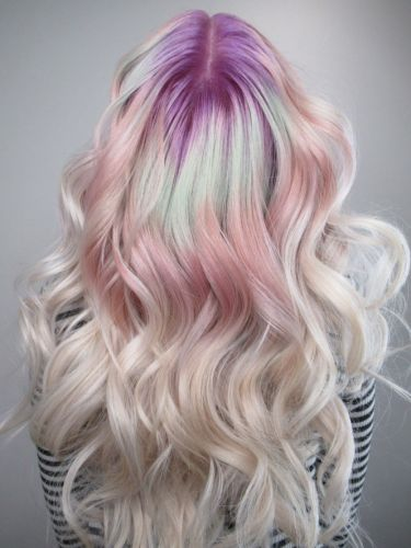 How to Get the Look: Pravana Gem Roots by Chita Beseau