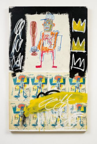 Basquiat and Awol Erizku feature in a new exhibition of African American art
