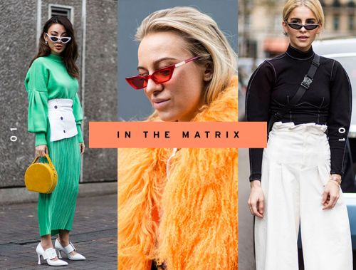 London Fashion Week: The Topshop Trend Round Up - Day 5