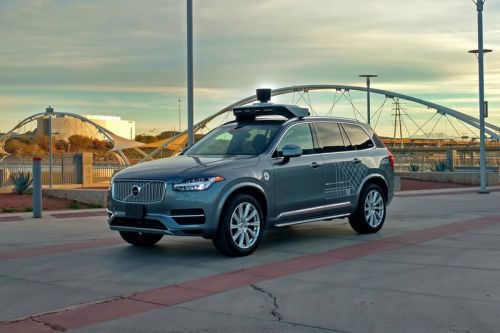 Uber Reportedly Not at Fault for Self-Driving Death