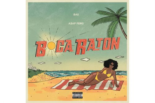 "A$AP Ferg & Dreamville's Bas Connect on New Song, ""Boca Raton"""