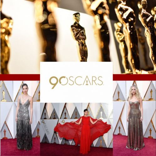 Oscars 2018 Best Dressed or Not