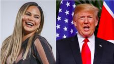 Chrissy Teigen Donates to the ACLU, Posts Statement About Immigrant Family Separation Policy on Trump's Birthday