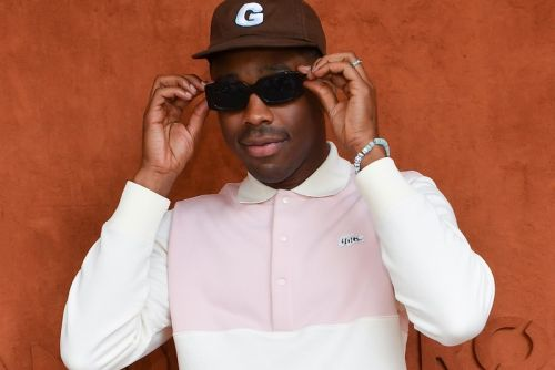 Tyler, the Creator Teases Golf Wang x Lacoste Collab in Paris