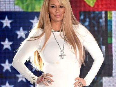 Jenna Jameson Is Determined To 'Normalize' Breastfeeding