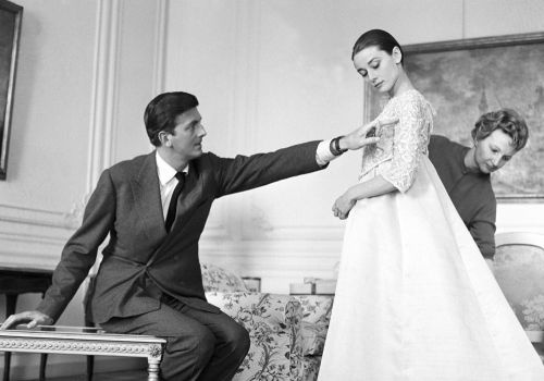 Givenchy To Dedicate Couture Show To Hubert de Givenchy