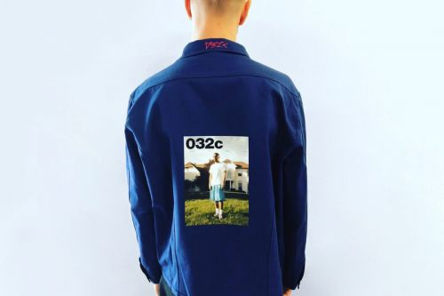 032c Drops Frank Ocean Iron-On Patch Kit